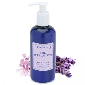 Body Lotion - Lavender & Geranium