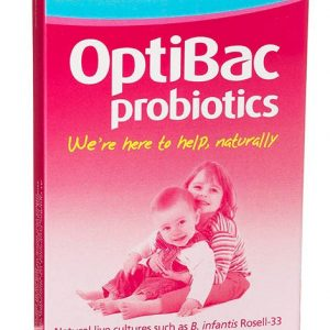 Optibac for babies and children