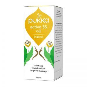 Pukka Active 35 Oil