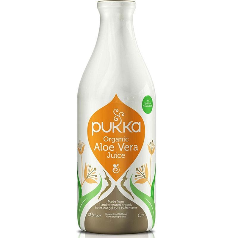 Pukka Aloe Vera Organic Juice Anousta Products