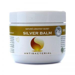 Silver Balm Amber Formula