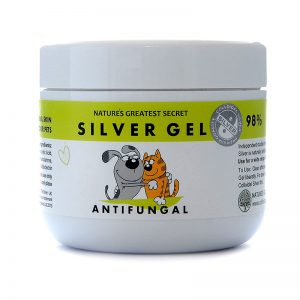 Silver Gel antifungal for pets