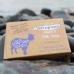 Natural Goats Milk Soap by Cyril's Soap Shed