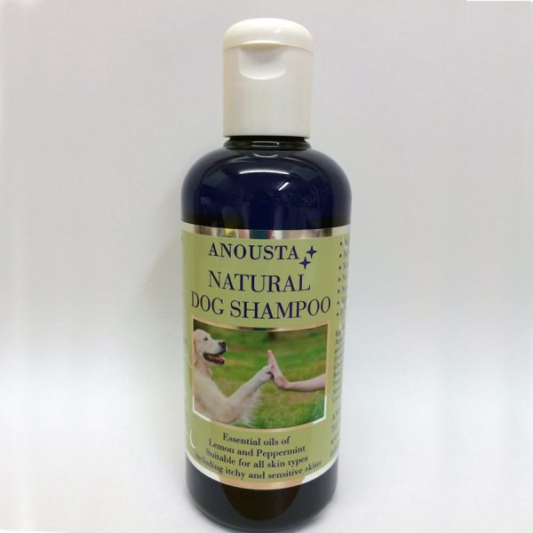 Anousta's Dog shampoo